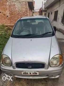 Santro car in tip top condition