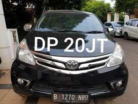 Toyota Avanza G Manual Tahun 2014 Istimewa tt xenia/agya/ertiga/ayla