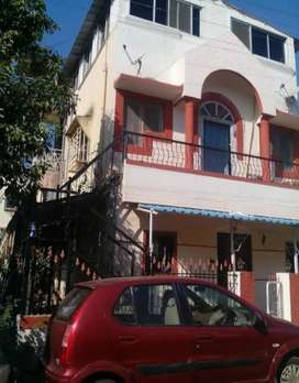 urgently  giving 2 bhk individual row house for rent  in talegaon dabh