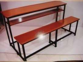 Bench desk set