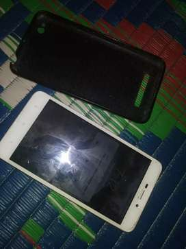 mi 4a,   new condition  and  no problem  in phone   32 gb  3gb