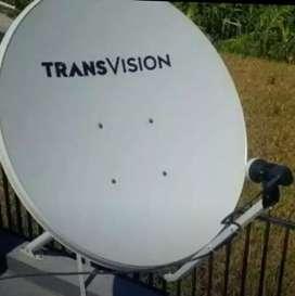 Promo hemat Transvision resmi Lombok paket murah 6 bulan cuma rp420k
