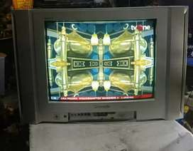 tv tabung panasonic 21 inch normal