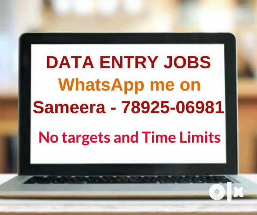 No targets & time limits | Data entry jobs | Earn daily 1000/- 0