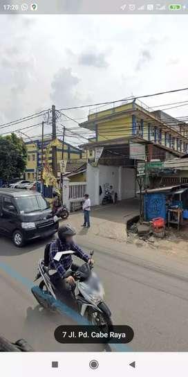 Rumah perkampungan pondok cabe 3