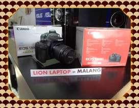 Second Kamera DSLR CANON EOS 1300D Kit 18-55mm IS III