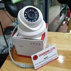 Pasang paket kamera cctv* ALAT pengintai maling kualitas 2mp