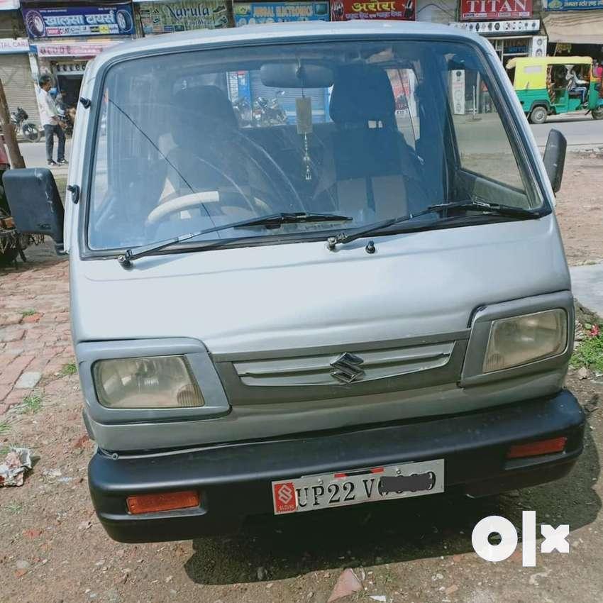 Maruti Suzuki Omni E 8 STR BS-IV, 2014, LPG 0