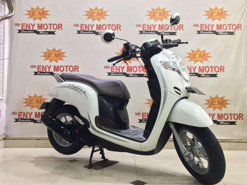 06.Honda SCOOPY oke *ENY MOTOR*