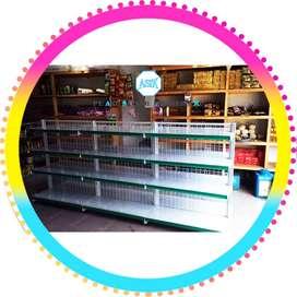 Rak Toko Supermarket Gubeng
