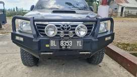 Toyota hilux 2.5G 2012 MT