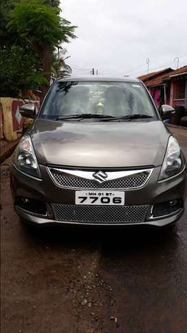 Maruti Suzuki Swift Dzire 2015 Diesel Well Maintained
