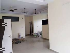3BHK flat with roof rights where 2(One room set)s)