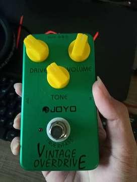 Joyo Vintage Overdrive Second Like New !