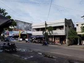 Ruko Letter L Sangat Luas Area Sampit Kalimantan Tengah 0 Jalan Raya