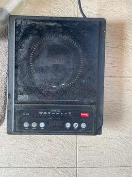 Fridge, washingMachine, Gas burner, mixi,shoe racks, cylindr,induction