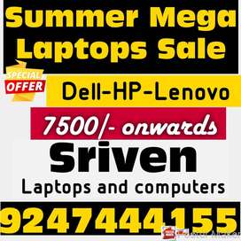 Pre-Owned Laptop Mela: Core2duo,Corei3/ i5/ i7-Sriven-NTR Complex