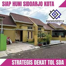 Rumah Standart Harga Paling Rendah area Villa Jasmine Samsat Sidoarjo