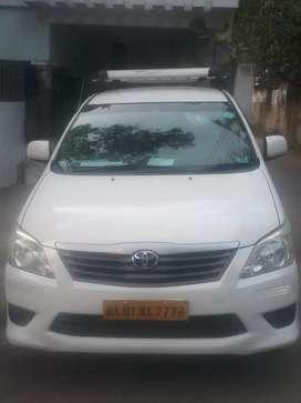 Innova GX4 Taxi