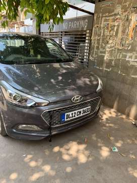 Elite i20 2017 mint condition car