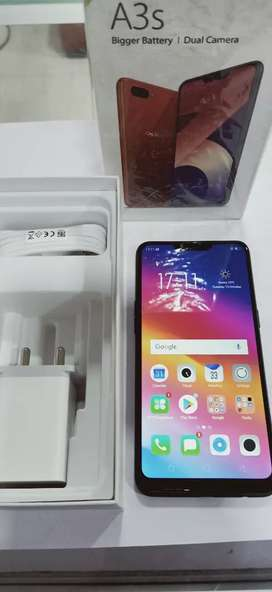 OFFER NEW PHONE. OPPO A3S. 3/32GB with one year warranty
