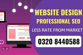 Build your professional website & boost your business