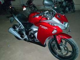 urgent sell karna Top condition cbr250 (abs) model