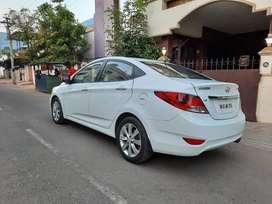 Hyundai Fluidic Verna 2013
