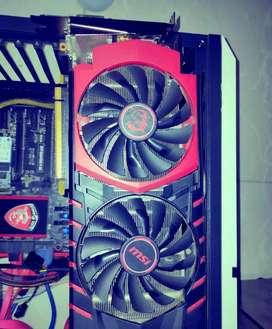 MSI NVIDIA GeForce GTX 960 2 GB GDDR5 Graphics Card