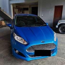 Ford Fiesta Ecoboost 1.0 - 2014 / Tangan Pertama