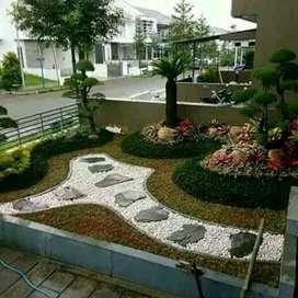 jual rumput jasa pembuatan taman dan kolam