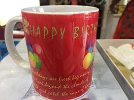 Birthday Mugs