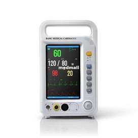 Used and new patient Syring pump and moniter on rent.