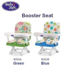 Baby safe pop & eat booster