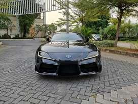 For Sale Toyota Supra GE (Gazoo Racing) 2021 Black On Black 3.0L Turbo