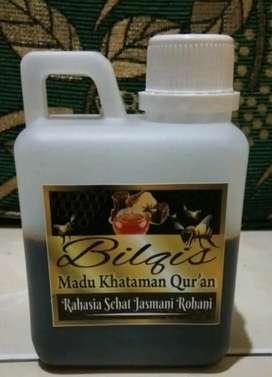 Jual madu Khataman al qur'an berkhasiat cocok dikonsumsi