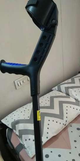 Ryder elbow crutch support stick, Support Stand with adjustable height