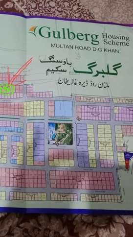 SALE OF PLOTS IN GULBERG COLONY