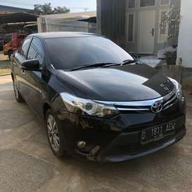 Toyota Vios G manual