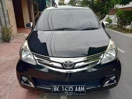 DP 32jt Ang 3.138.000 Toyota Avanza G 1.3 airbags manual 2014