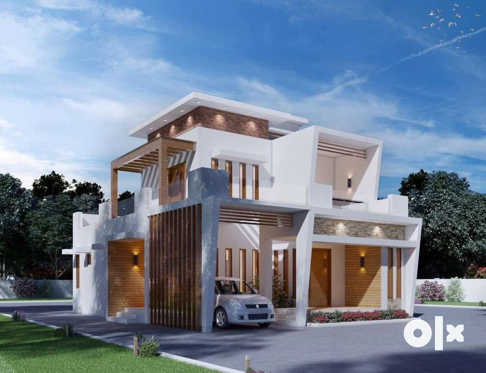 customized independent home