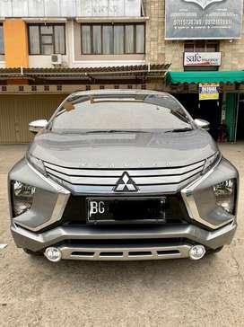 Mitsubishi xpander 2018 tipe ultimate 1.5 A/T km 13rb