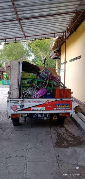 Jasa angkut pick up sukoharjo