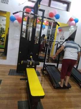 Full Commercial Gym Setup