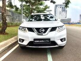 Nissan Xtrail 2.0 MT 2015 white