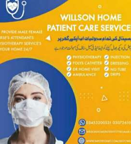 willson Home Patient Care Service's