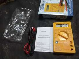 Digital multimeter.with warranty.read add.