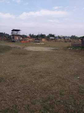 Land for sale  11 katha in rongpur koratigram
