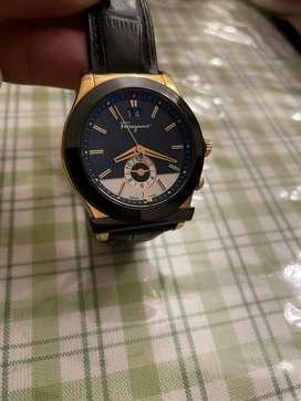 Salvatore Ferragamo watch