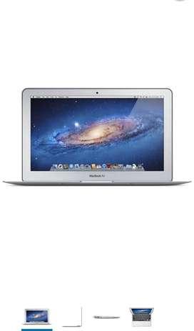 New Apple MacAir Core I5